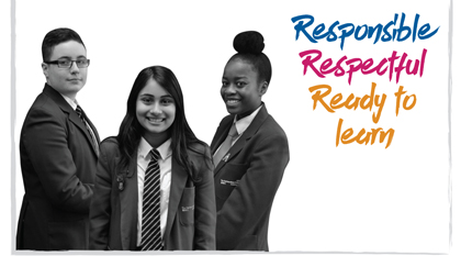 Responsible, Respectful, Ready to learn